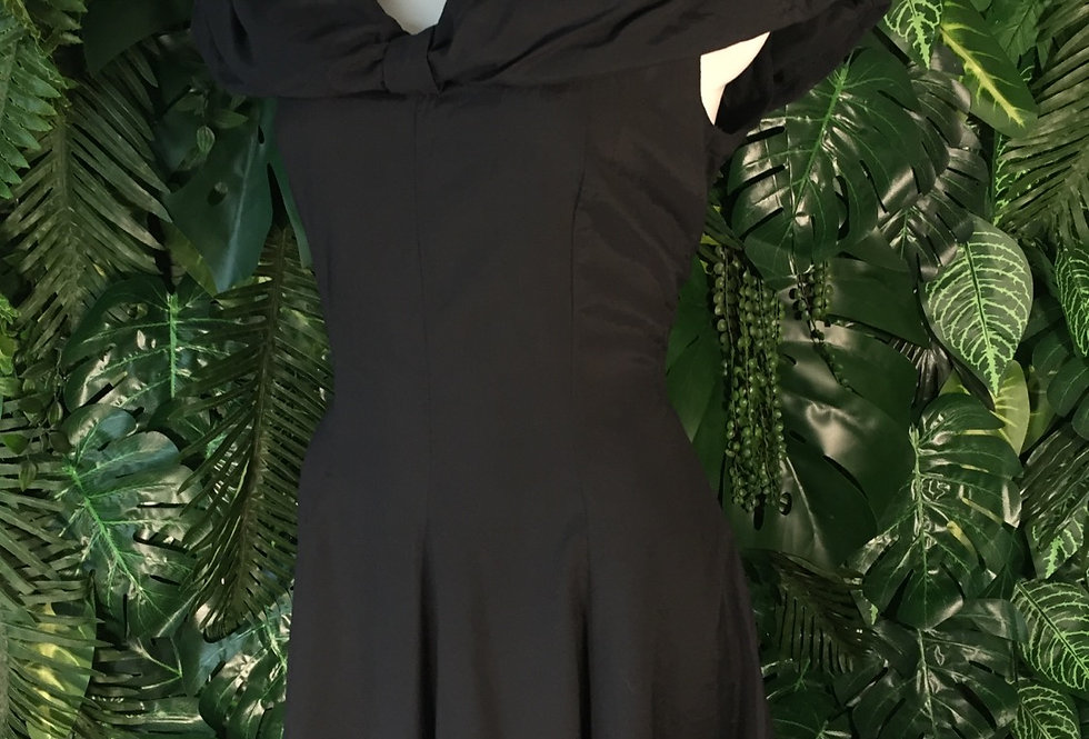 Now collar cocktail dress (size 12)