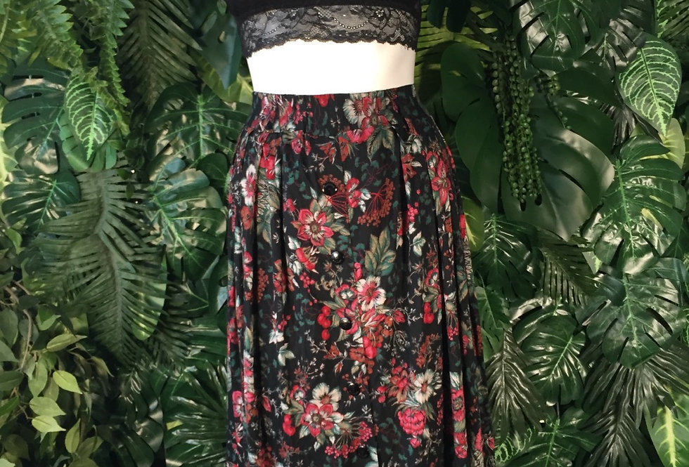 Bardehle floral skirt (size 42)