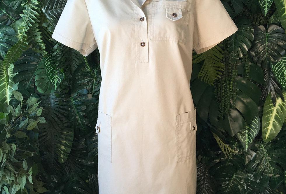 Safari dress (size18-20)