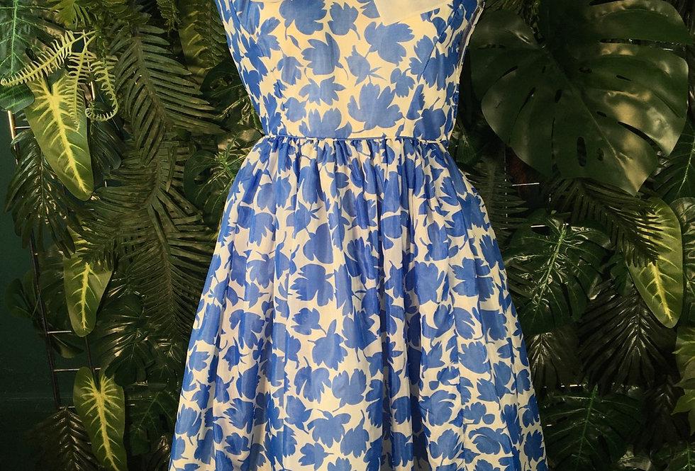 Original 1950s Maison de Bonneterie dress