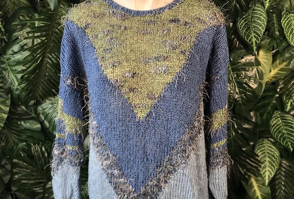 1980s fluffy knit (m)