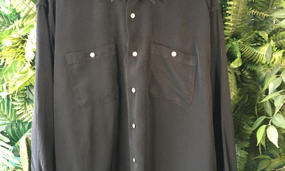 Bogari Silk Style Shirt