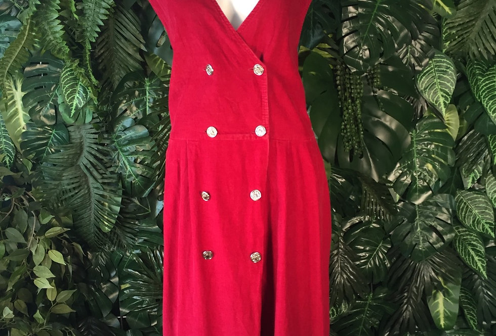 Special Effects corduroy dress (size 22)