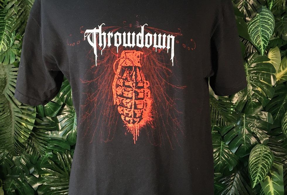 Throwdown tee (M)