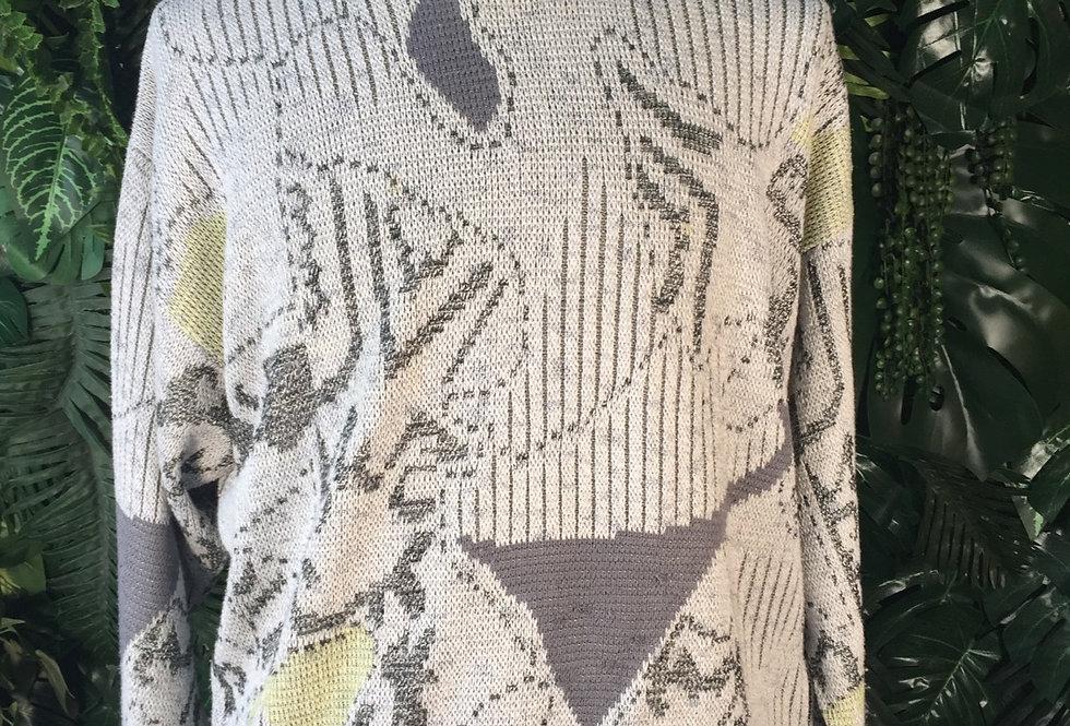 Monte Carlo 90s knit (M)