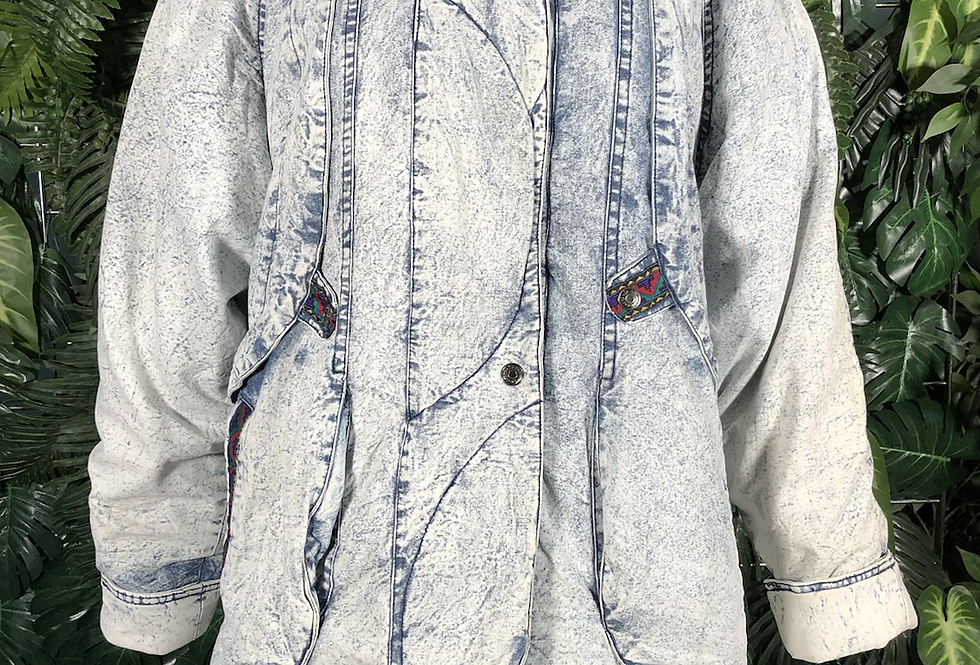 The in crowd 90s denim jacket