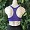 Thumbnail: Purple sports top size S