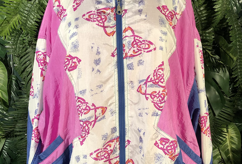 Rodeo shell track top