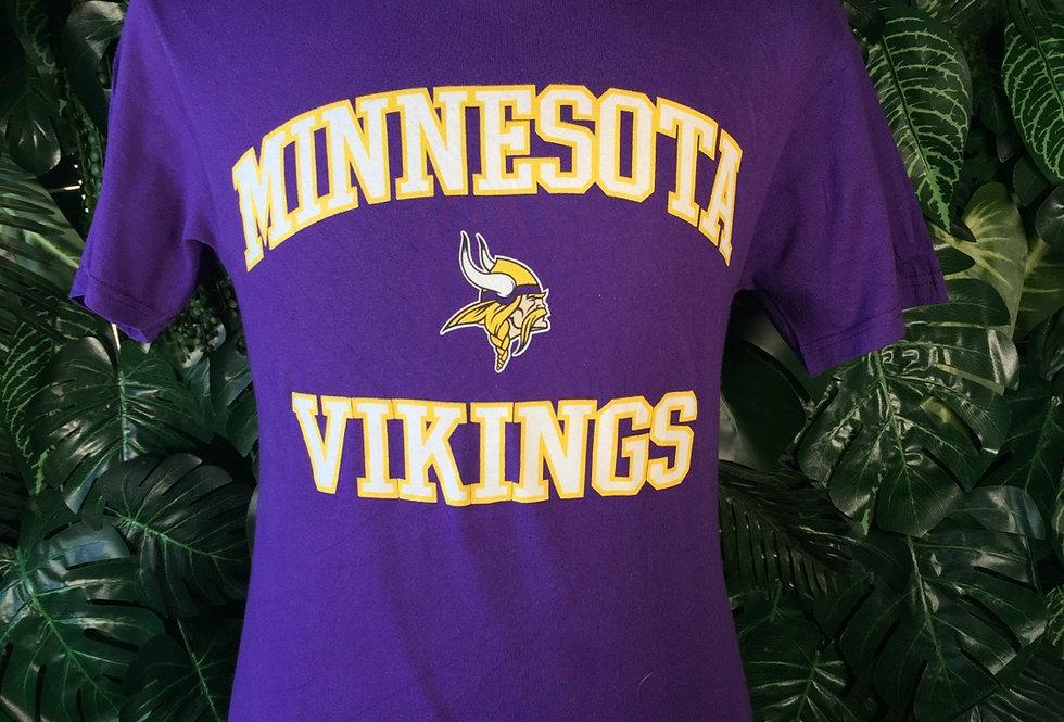 NFL Vikings tee (S)