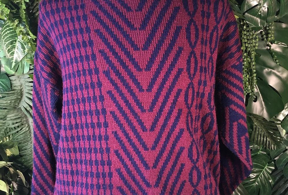Numero Uno knit (L)