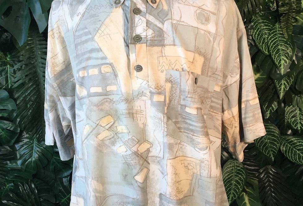 Canada printed shirt (XL)