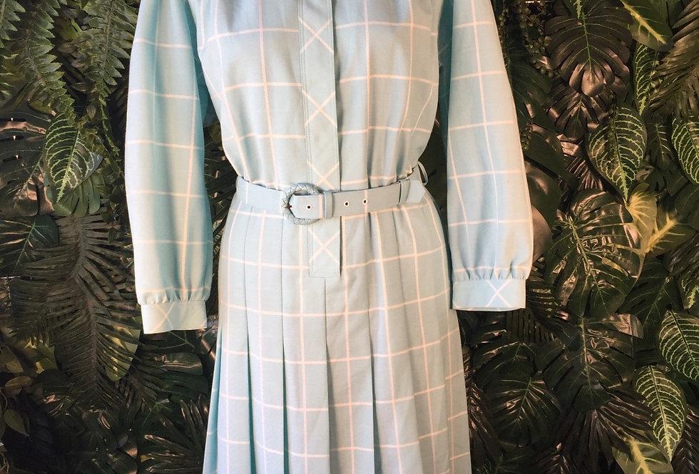 Del Mod international checkered dress (size 14)
