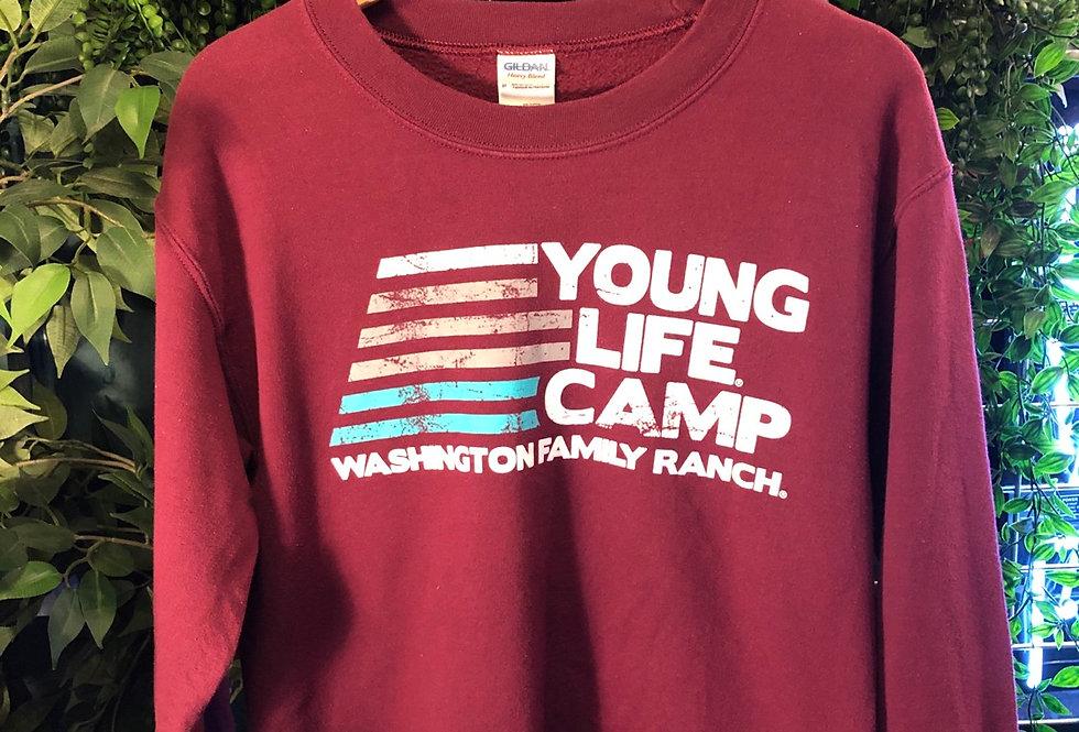 Young life camp sweatshirt