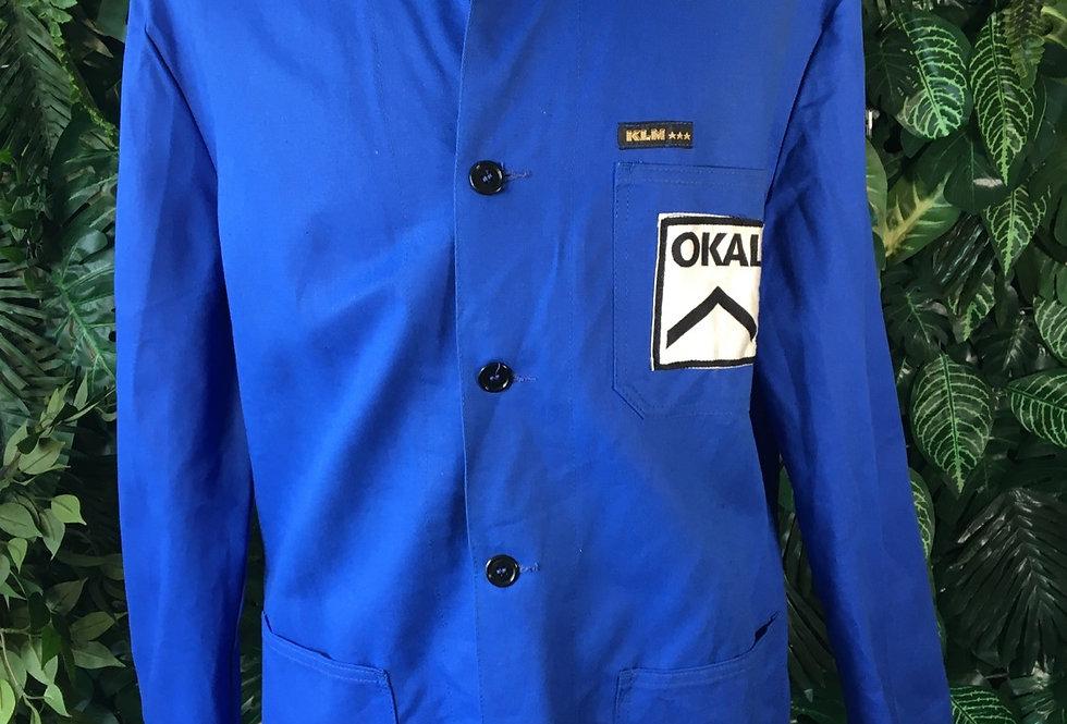 Vintage KLM work jacket (L)