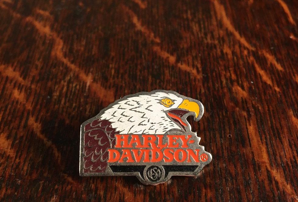 Harley Davidson Enamel Pin