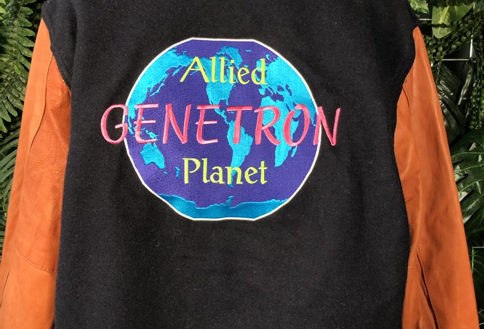 🧬 genetron planet jacket