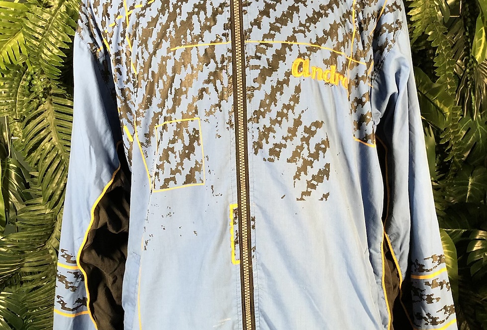 Andro track top