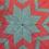 Thumbnail: Handmade star blanket
