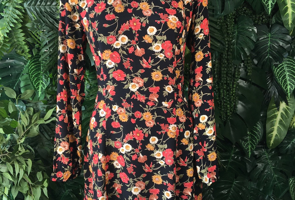 Julio floral dress (size 30)