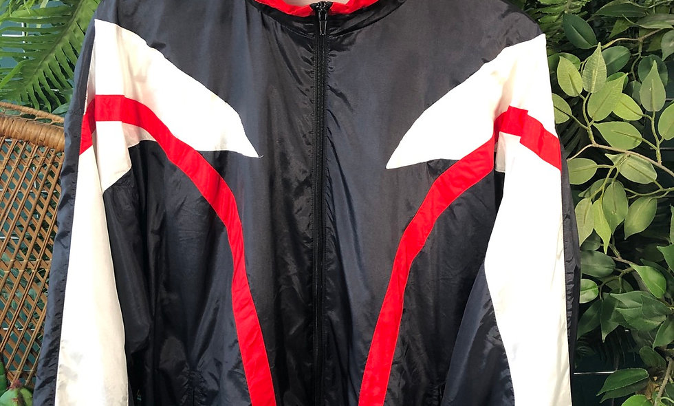 90s shell tracktop
