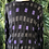 Thumbnail: Purple block knit