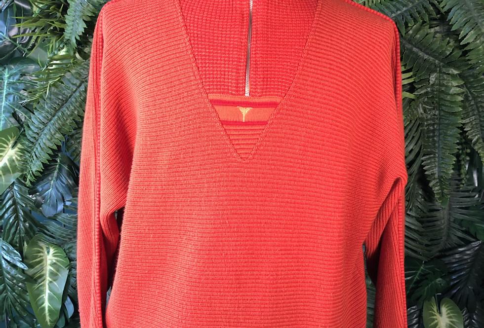 Original Carlo colucci zip sweater