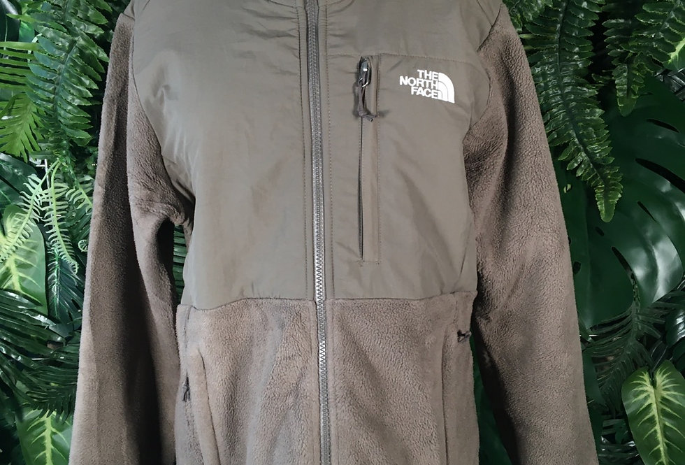 The North Face hooded fleece