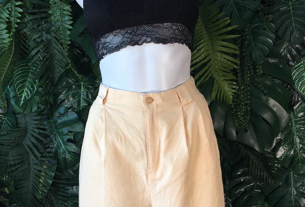 """Liz Claiborne linen shorts (28"""")"""
