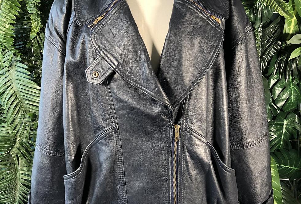 Dana navy 80s jacket