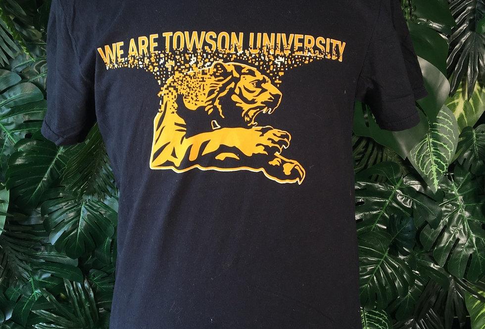 Towson tiger tee