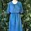 Thumbnail: 1970s feather summer dress