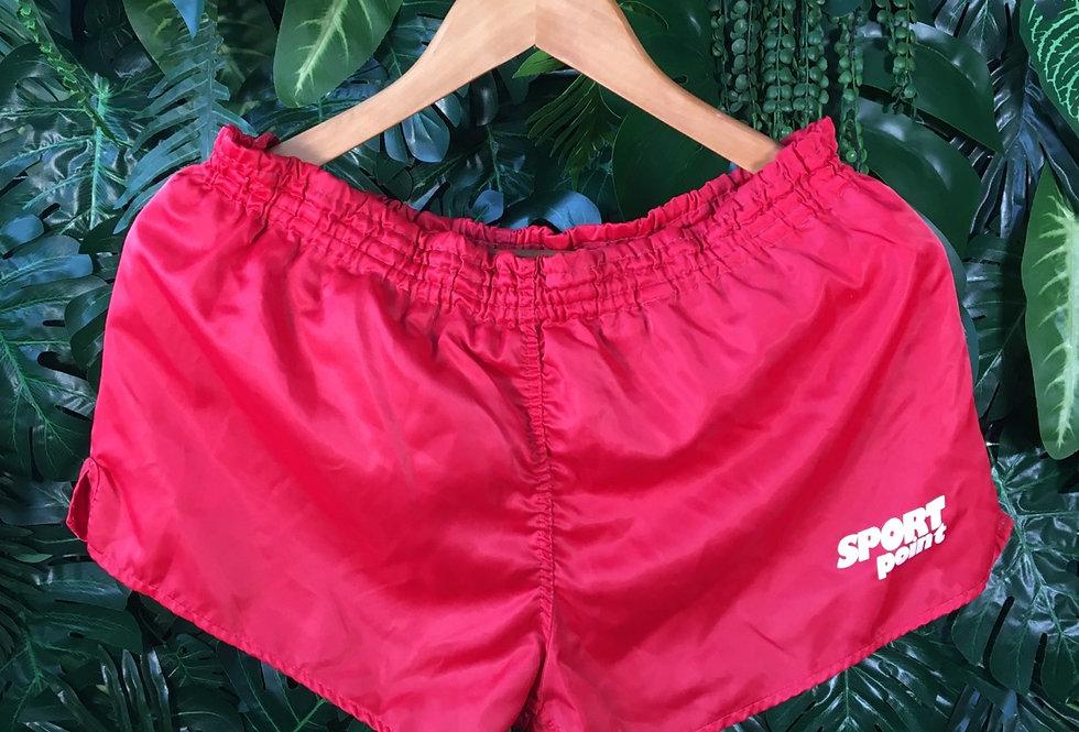 Sport point 70s short shorts (L)