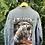 Thumbnail: California bear denim jacket
