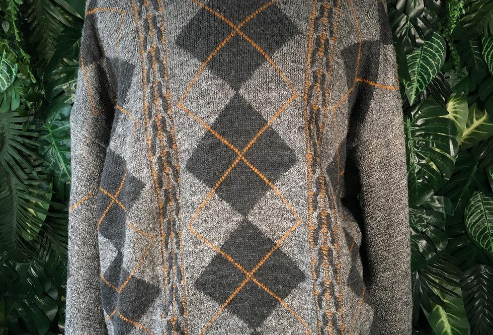 C&A diamond knit (XXL)