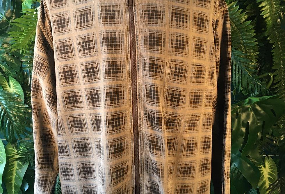 Big Star Corduroy Shirt Jacket (L)