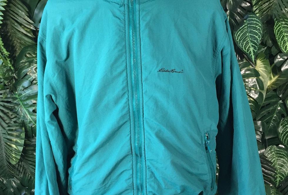 Eddie Bauer fleece lined jacket (XL)