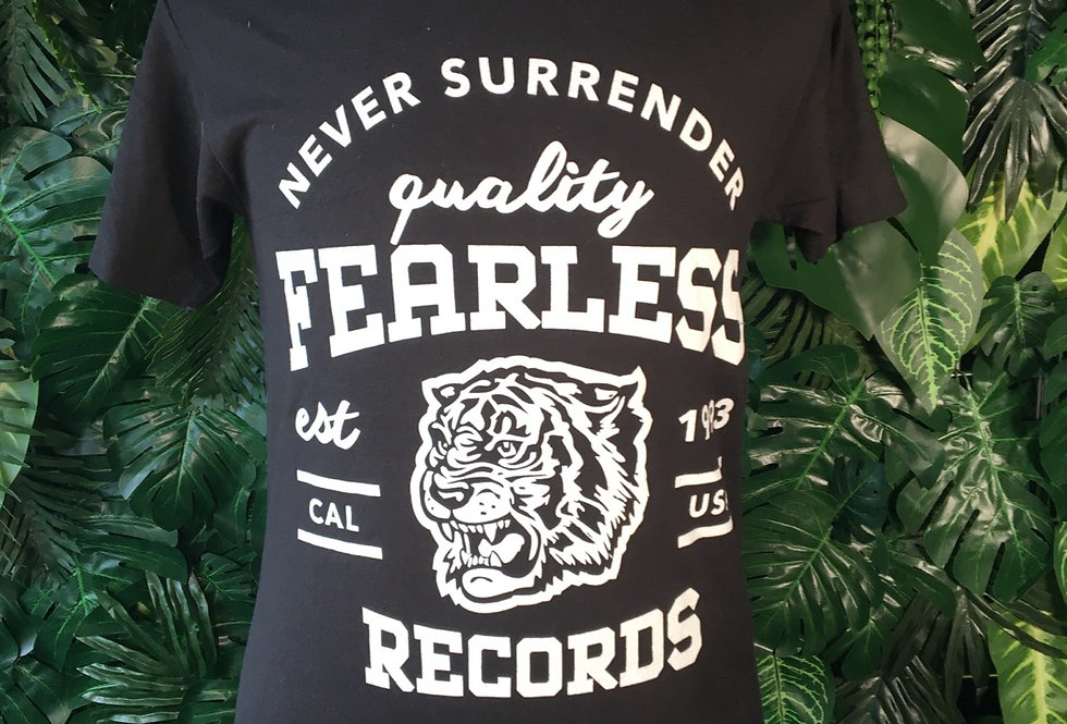 Fearless records tee