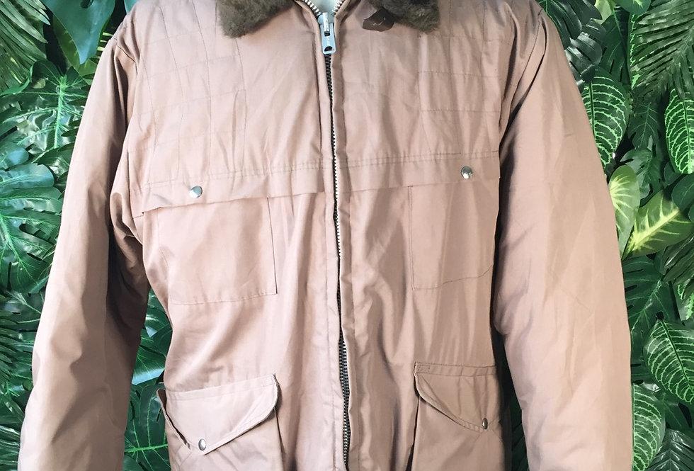 LL Bean coat with nap off hood (size 44)