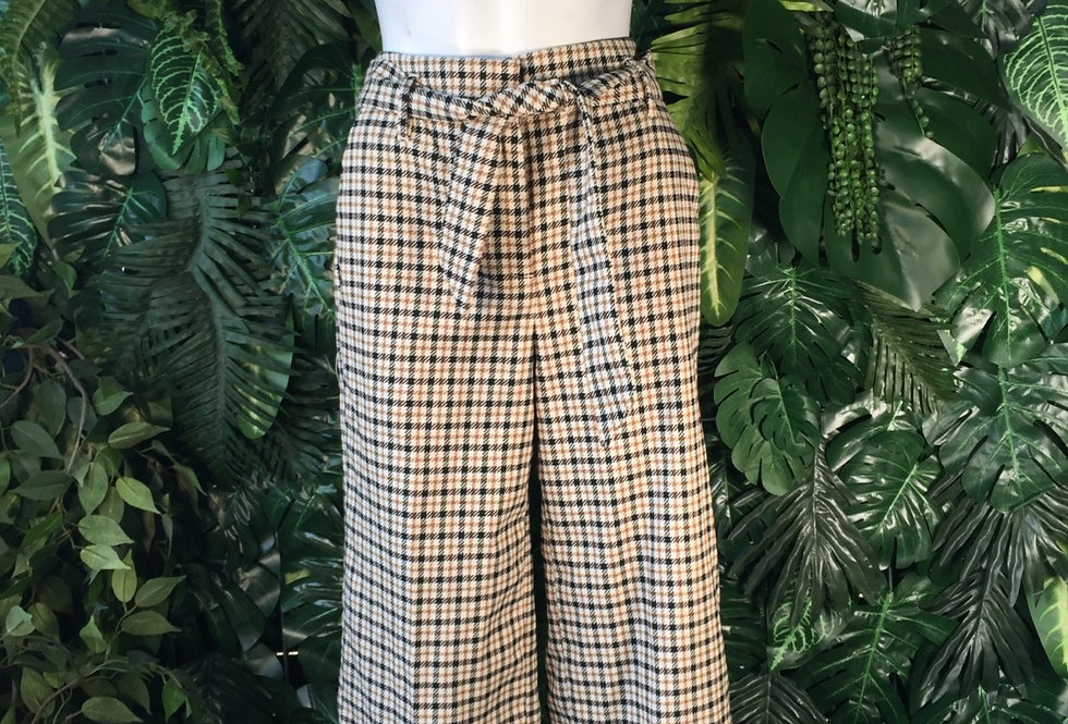Canada Premium belted flares (size 12)