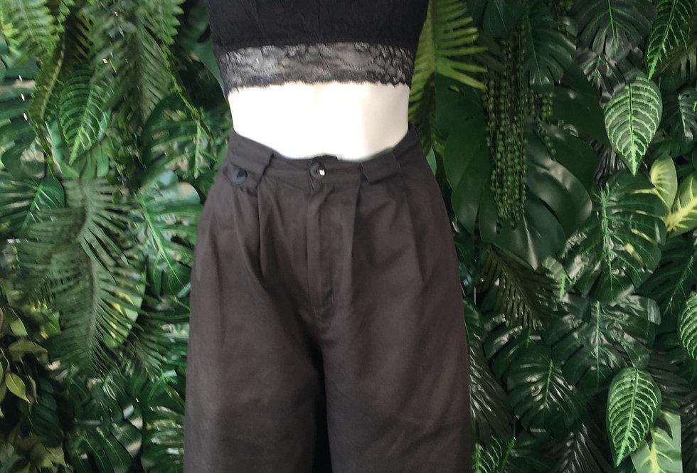 Black culottes (size 38)