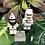 Thumbnail: Lego men earrings (3 styles)