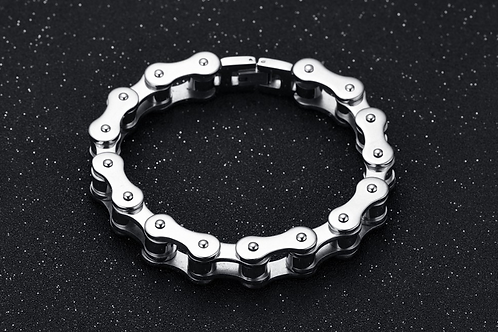 Bike Gear Chain Bracelet