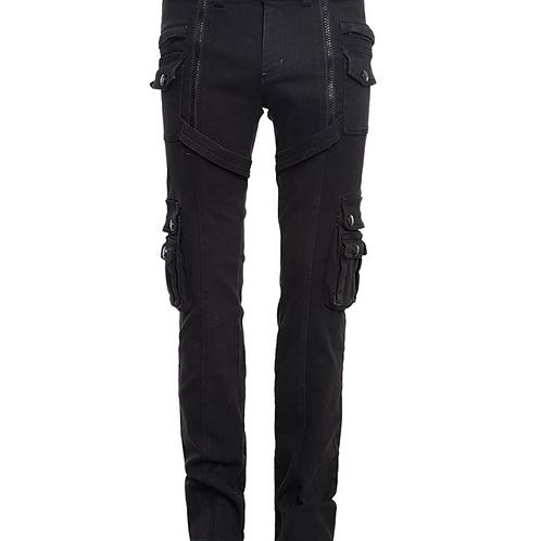 Gothboi Strapped Pants