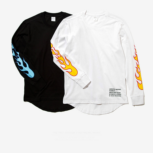 Hot Wheels Long Sleeve Shirt