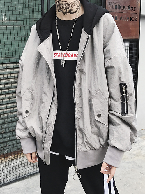 Outlandish Bomber Jacket