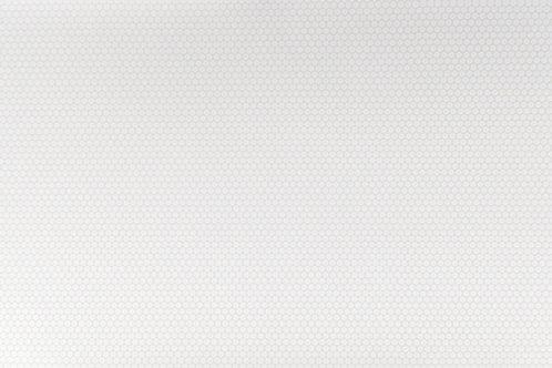 Tile-White Hexagon-MH5910