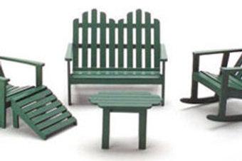 Anirondack Furniture Set