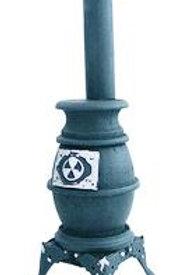 Pot Belly Heater