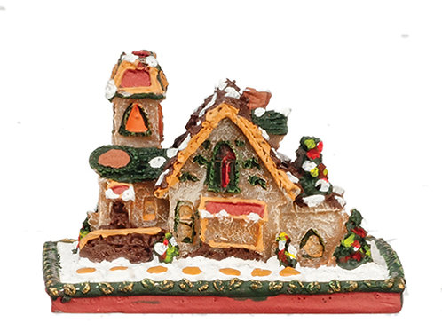 Gingerbread House-AZG3269