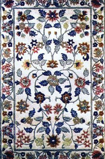 Area Rug-Tufted Floral